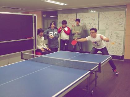 2013.4 Pingpong Club