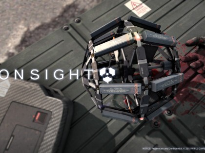 Iron Sight Teaser #01