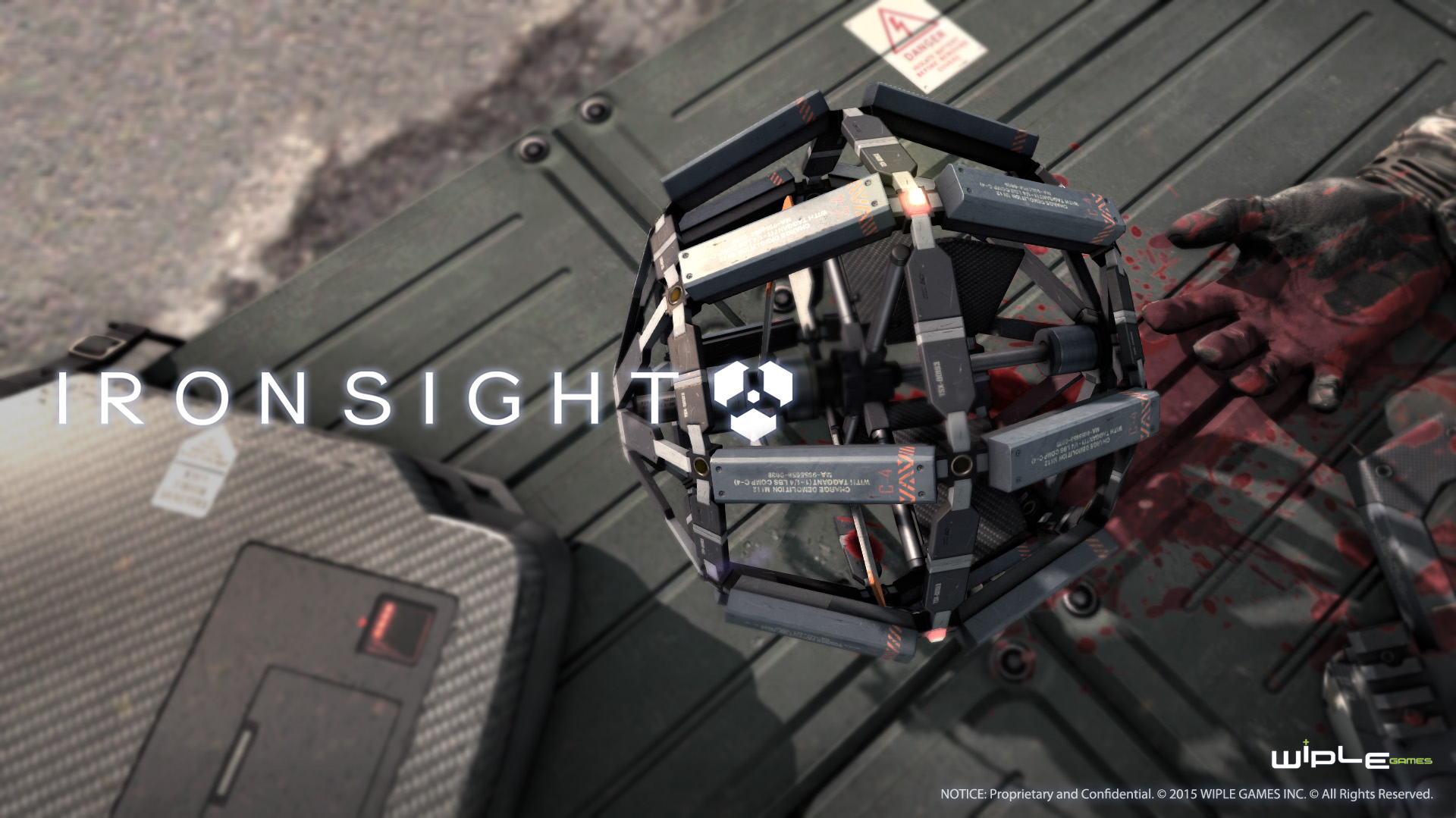 IRON SIGHT® | Wiple Games