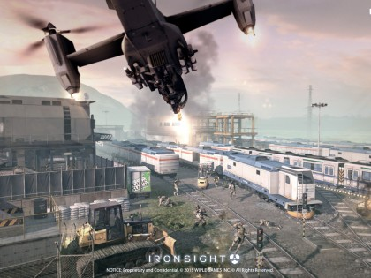 Iron Sight Teaser #03