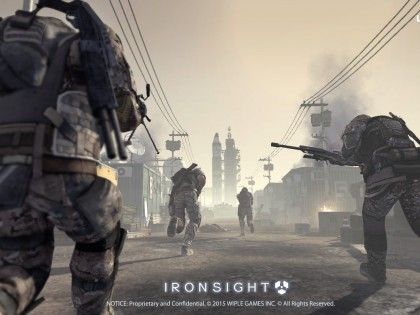 Iron Sight Teaser #04